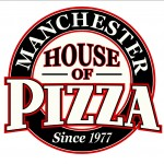 manchester House of Pizza LOGO