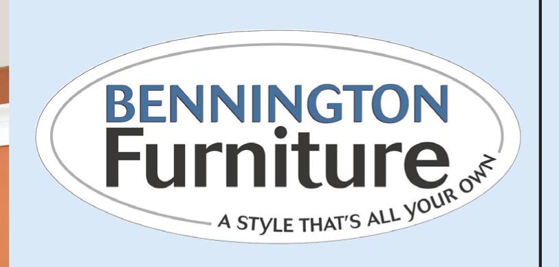 Lovely Rutland, West Dover, Manchester, Bennington Budget And Bennington Showroom  And Warehouse. Benn Furniture Logo