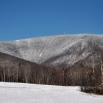 The Winter Woods of Vermont's Mountains