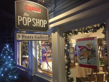 3 pears gallery pop shop