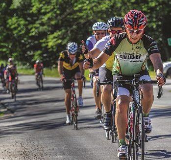 vermont challenge biking