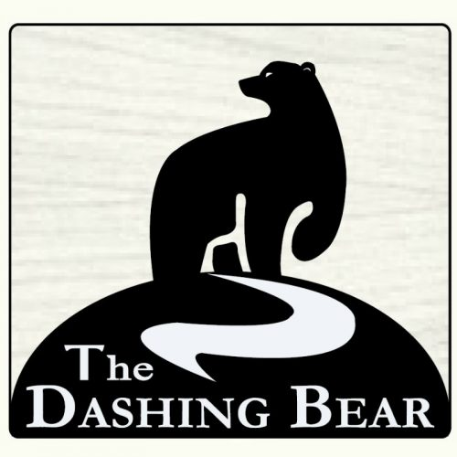 the dashing bear