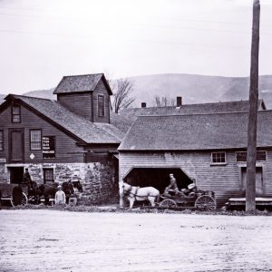 manchester grist mill 1800s