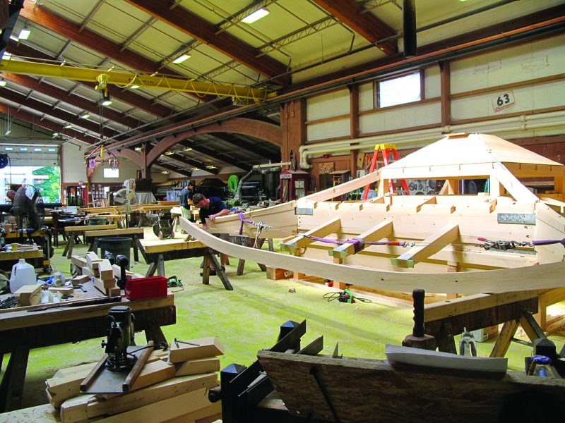 bensonwood workshop