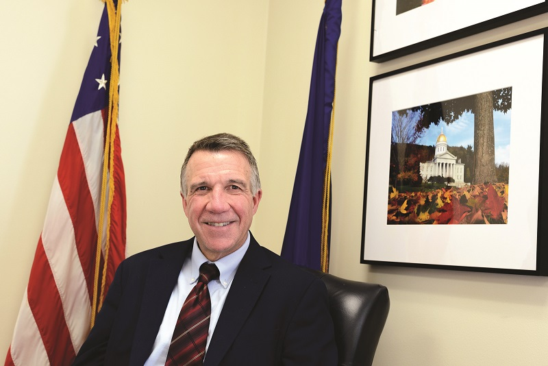 phil scott vermont governor