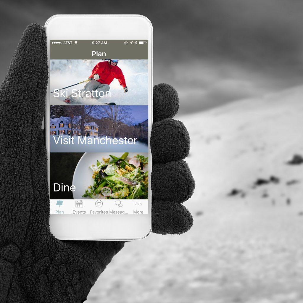 stratton and manchester area guide app