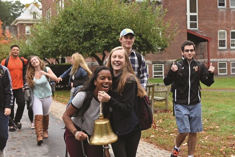 vermont academy bell