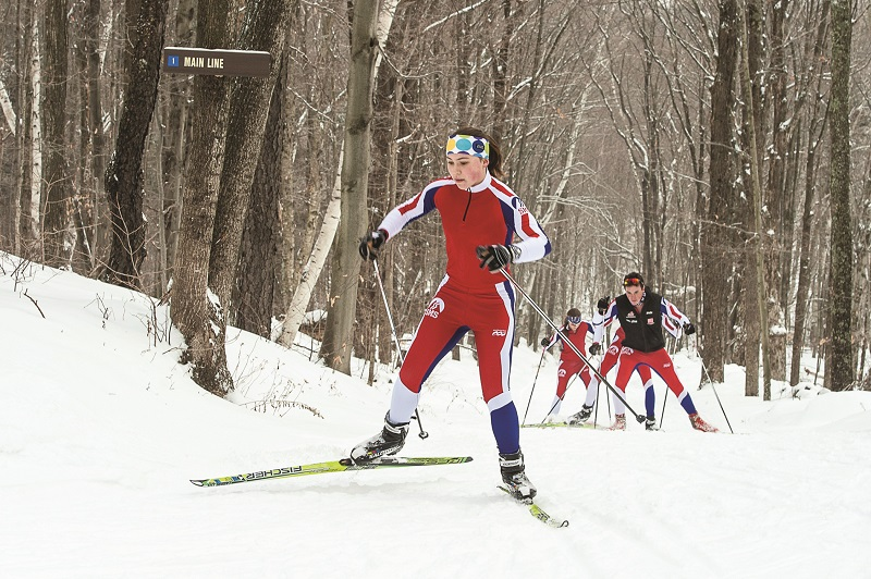 cross country nordic at stratton mountain school