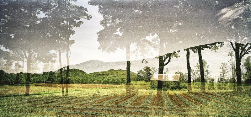 Dorset Field, Rupert Barn, Vermont Stephen Schaub