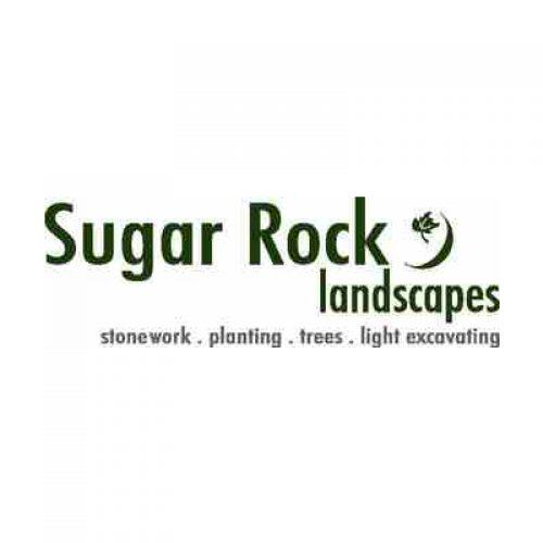 sugar rock landscapes