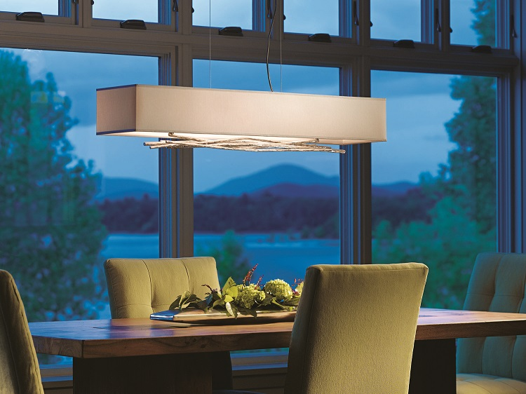 dining table single pendant light