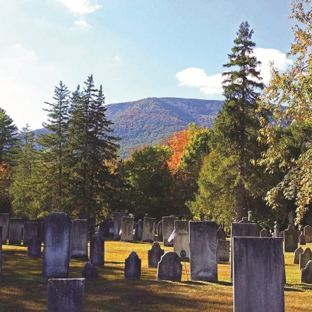 dellwood cemetary manchester vermont
