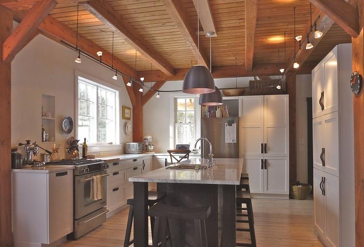 kitchen rail lighting