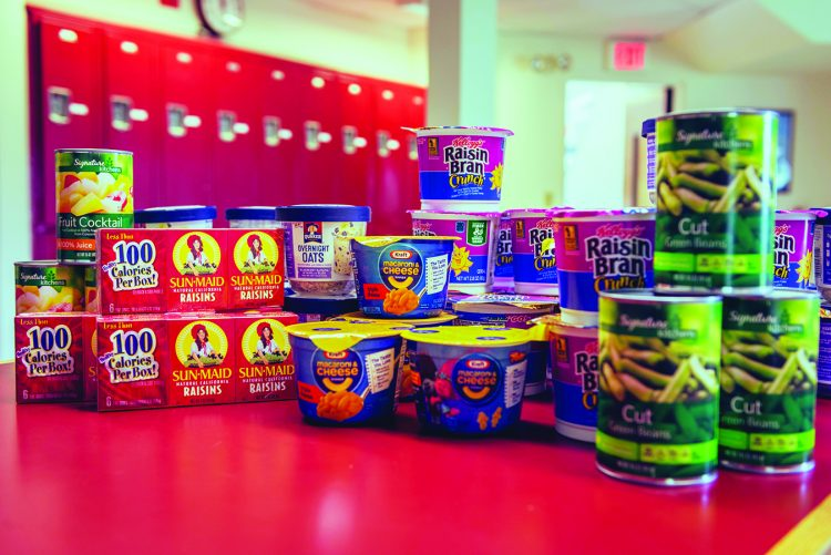 food at school blessings
