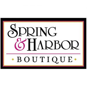 spring and harbor