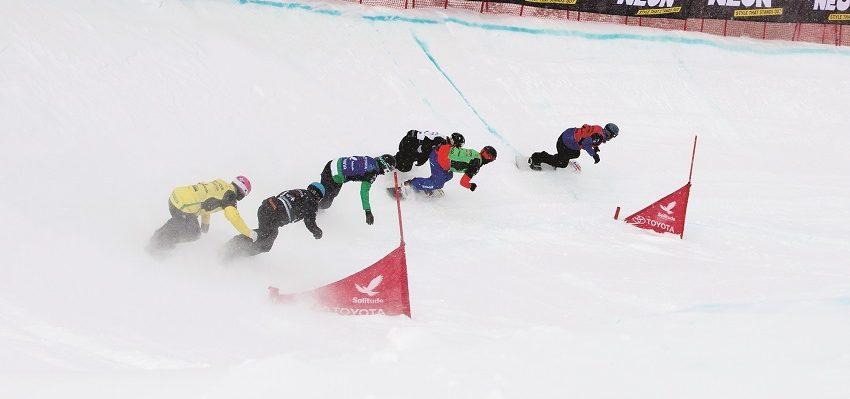 Toyota U.S. Grand Prix snowboardcross