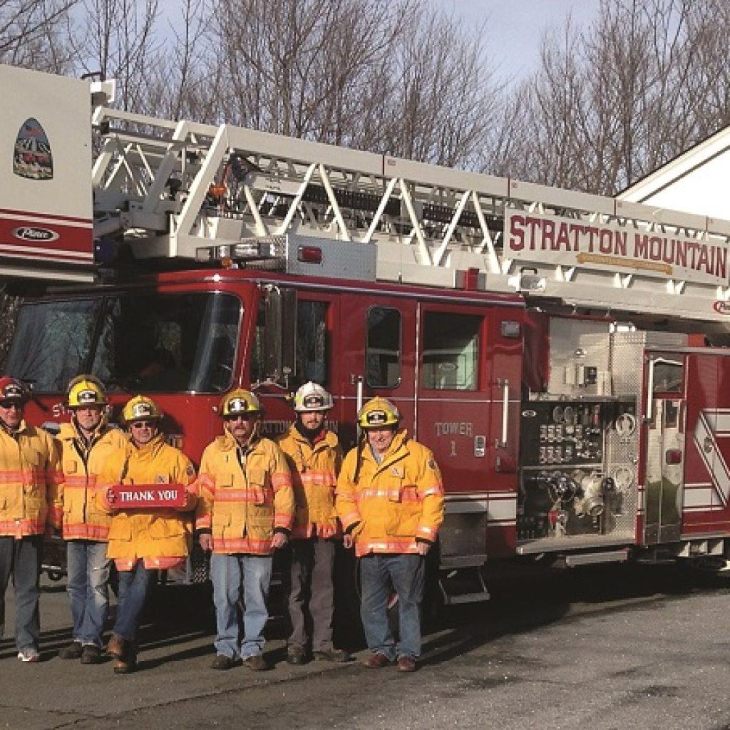 stratton mountain volunteer fire company
