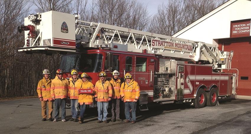 stratton mountain volunteer fire company