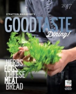 good taste dining 2017 cover