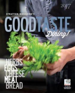 good taste dining 2017 cover