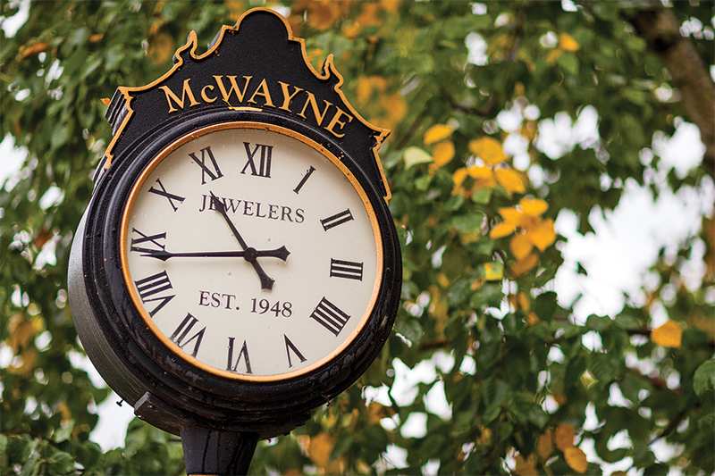 mcwayne jewelers manchester vermont