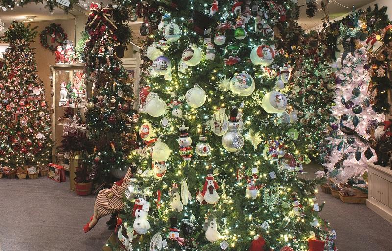 christmas days christmas trees