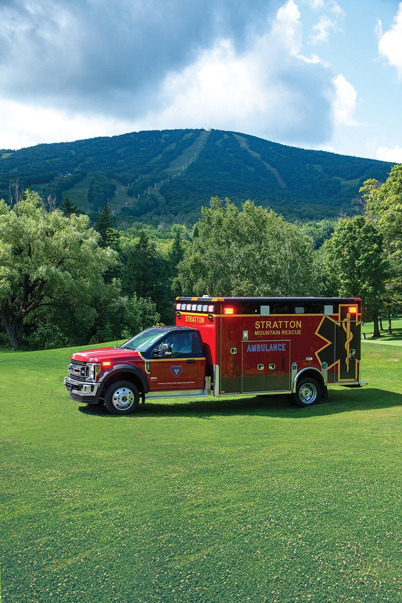 stratton ambulance